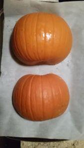 Roasting Pie Pumpkin